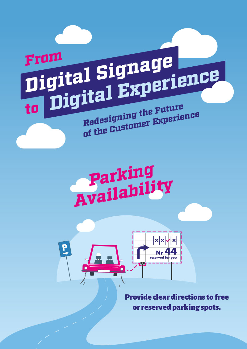 From Digital Signage to Digital Experience